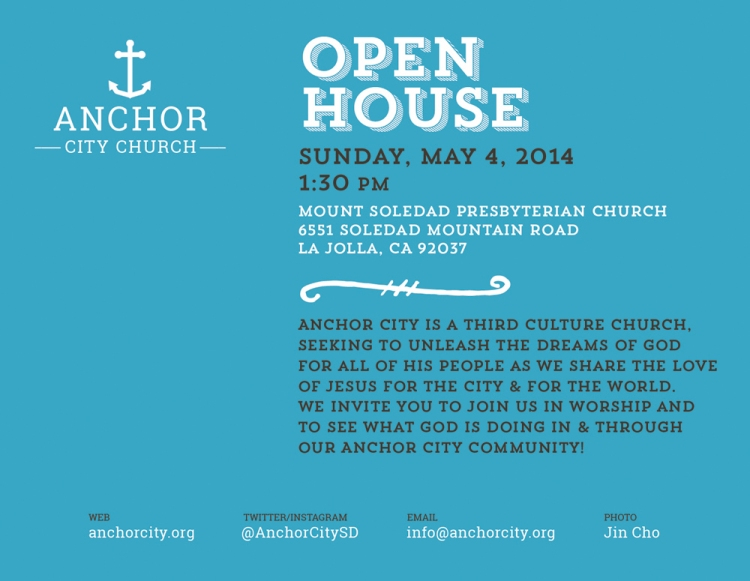 Anchor City Open House 2