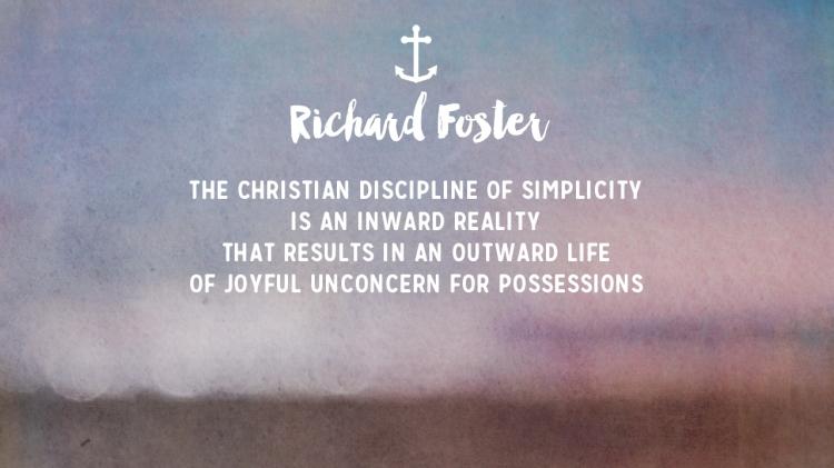 Sermon 1 - Foster