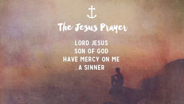 Sermon 11 - Jesus prayer