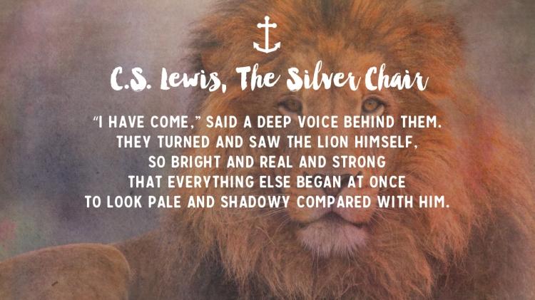 Sermon 9 - Aslan
