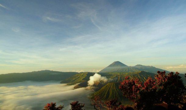 The Bromo - by Elvino Pongsapan
