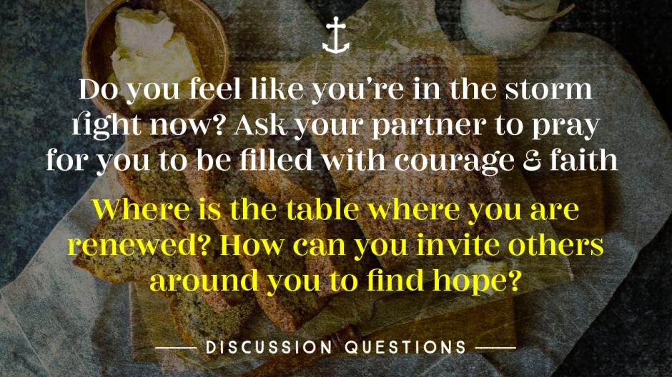 Sermon 5 - Discussion Qs